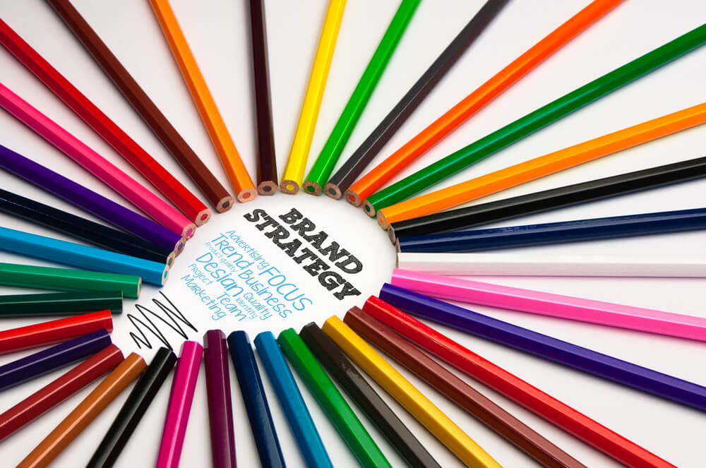 Colored Pencils | Branding strategy | Bulldog Marketing