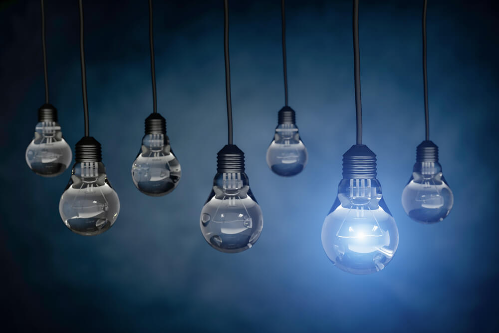Lightbulb | Thought Leadership | Bulldog Marketing