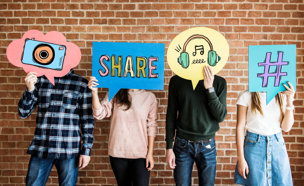 Social Sharing | Brand Visibility | Bulldog Marketing